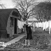 Page link: Nissen hut dweller - who is she?