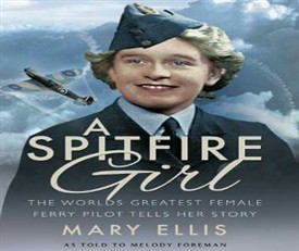 Photo: Illustrative image for the 'A Spitfire Girl: Mary Wilkins Ellis - by Melody Foreman' page
